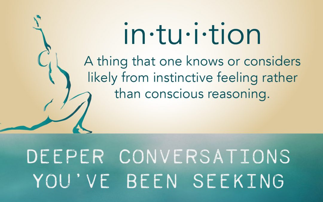 Intuition —seeing with your soul with Victoria Shaw