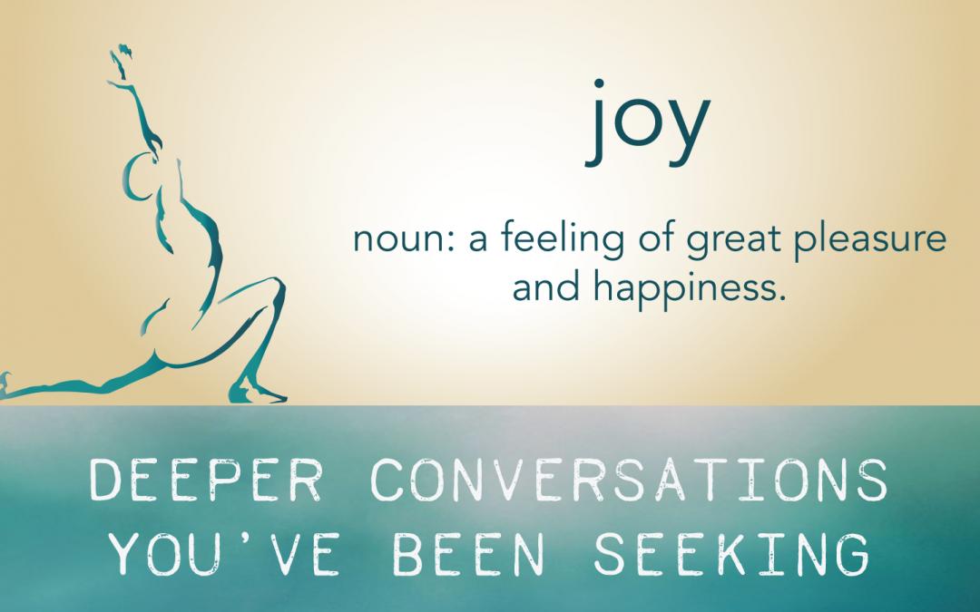 Choosing Joy with Katie Carroll