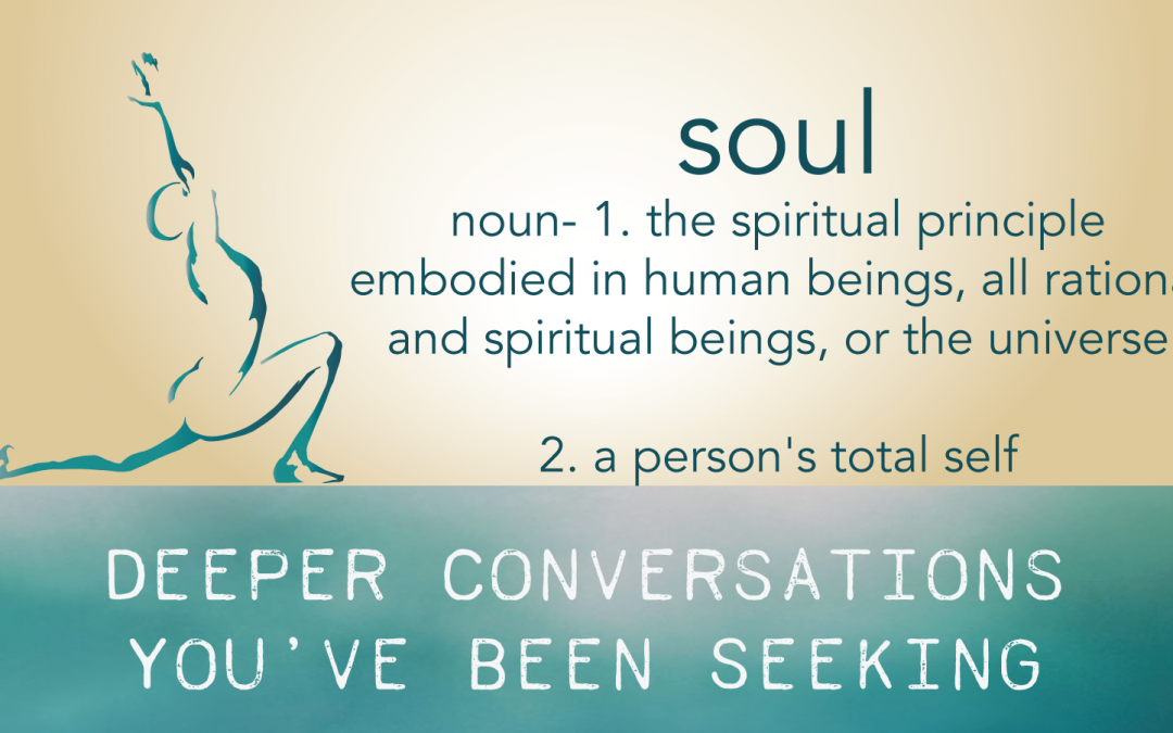 Soul Chat with Angelina Deweese