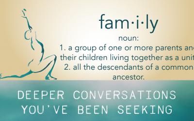 Family… It's complicated with Johanna Lynn