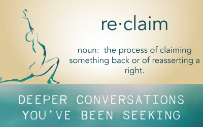 Reclaiming You with Novalee Wilder